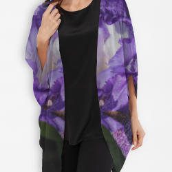 Cocoon Wrap - Blue Iris Cocoon